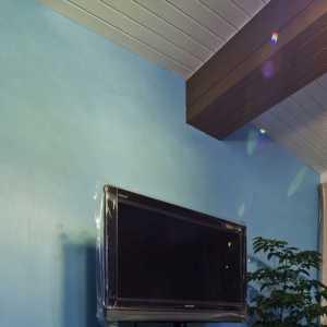 家装室内简欧客厅装修吊顶效果图
