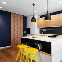 现代简约厨房艺术玄关装修效果图