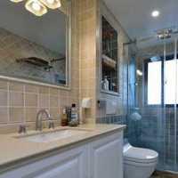 欧式3层别墅主卫生间装修效果图