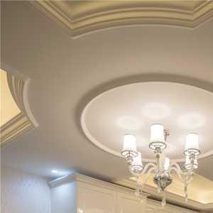 现代吊顶灯装修效果图客厅图片欣赏