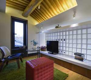 地中海公寓房装修效果图