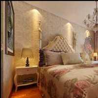 北京客厅和卧室隔断装修