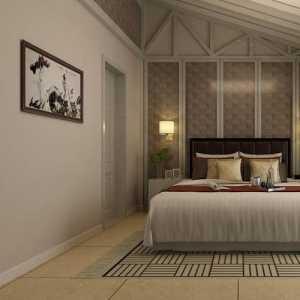 极简日式卧室