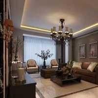 现代三居沙发背景墙茶几装修效果图