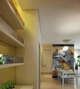 90平2室1厅装修效果图