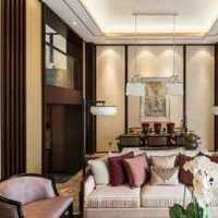 三室两厅两卫装修效200平米果图现代简约