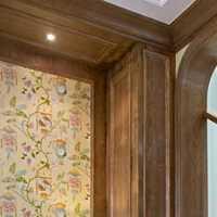 中式风格小客厅布置效果图