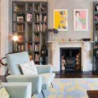 客厅背景墙有门的设计客厅背景墙装修方式是什么