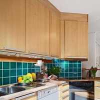 别墅木器实色150平米以上欧式雅致厨房精装房豪华型