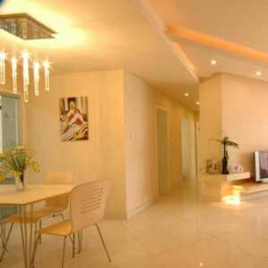 北京60平米1室0廳舊房裝修要多少錢