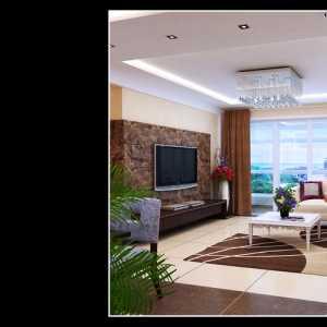 100平3房2厅装修效果图6