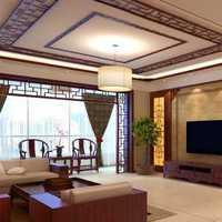 客厅灯具沙发茶几中式装修效果图