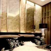 沙发背景护墙板装修效果图