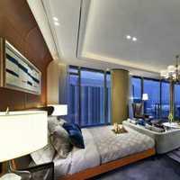 法式奢华卧室装修效果图