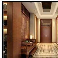 日式二手房翻新装修客厅效果图
