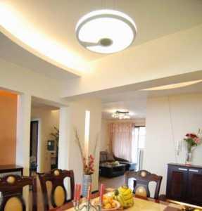北京復式樓房客廳裝修