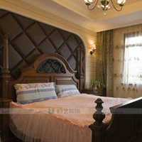 窗帘唯美卧室薄荷绿纱窗效果图