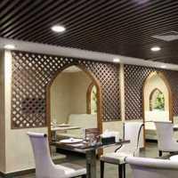 特色餐厅装修风格