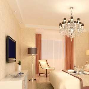歐式風格二居室裝修80平米裝修效果圖