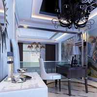 中式东南亚四居室装修效果图