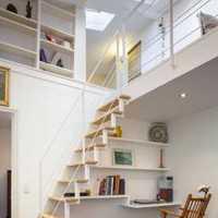 美式楼梯高清大汇总装修效果图