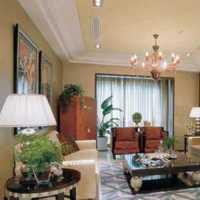 现代头柜三室两厅两卫装修效果图