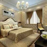 别墅富裕型客厅过道装修效果图