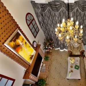最美别墅客厅装修