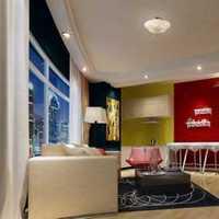 客廳沙發背景墻黑白裝飾畫效果圖