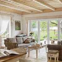 现代欧式四居室门窗装修效果图