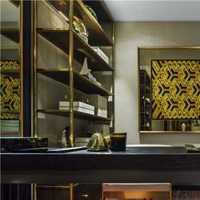 请从建筑装饰成本构成的角度分析现代装饰材料中