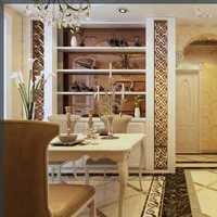 单身公寓餐桌餐椅北欧风格餐厅效果图