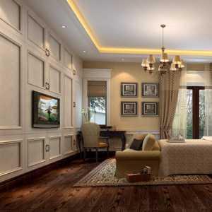 150平米以上欧式清新吊顶白领四居室30万-50万照片墙别墅温馨现房翻新卧室白色豪华型