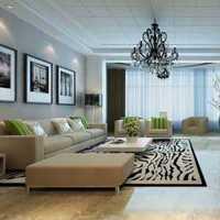 沙发豪华型简洁客厅装修效果图