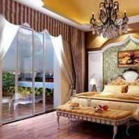 现代柔和潮流式别墅起居室装修效果图