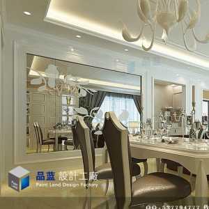 《华美乐章》长沙通用时代135平米简欧设计