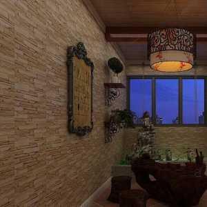 最新70平米現代一居室效果效果圖