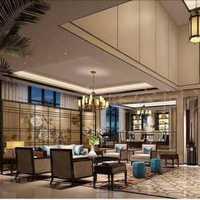 南宁翰林雅筑140平小复式楼装修设计图急求