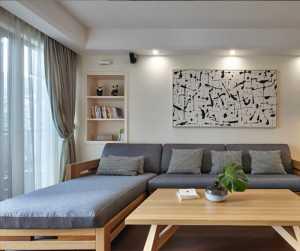 北京124平米三室二廳房屋裝修一般多少錢
