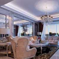 现代现代客厅展示柜茶几装修效果图