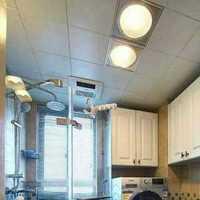 欧美高级复式起居室装修效果图