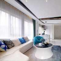 名匠装饰--客厅装饰效果图