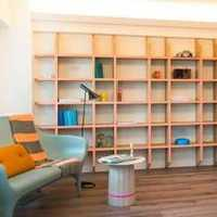 有那几种室内装修木块,要价格低的,用来装宾馆用。