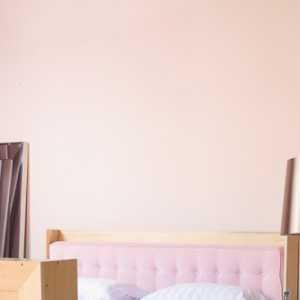 卧室墙油漆花型图