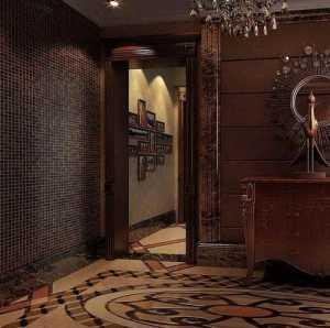 簡約風格三居室富裕型90平米臺灣家居效果圖