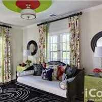 客厅吊顶电视背景墙照片墙装修效果图