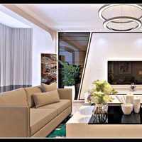 怎样装修100平方米两层楼的房子即便宜又好看大概需