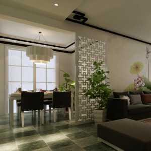 客厅和餐厅之间隔断用移动矮柜好还是固定矮柜好