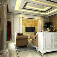 中式風格公寓富裕型110平米臥室床效果圖