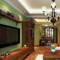 110平米3室一厅装修效果图